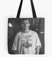 Tom Holland - I Survived NYC BNW Tote Bag