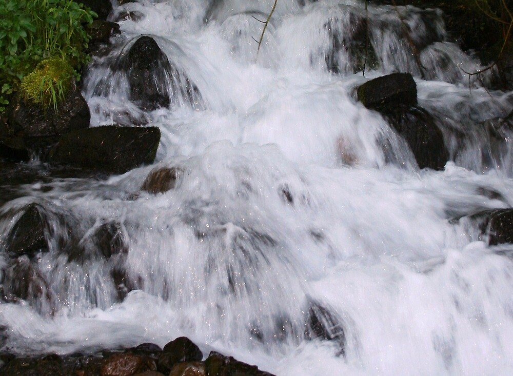Waterfalls1 by heatherranae