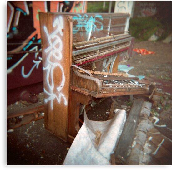 Trash Classical (Holga) #2 by Michael Cudmore