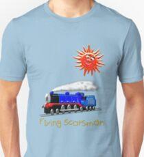 Flying Scotsman for Kids design T-Shirt
