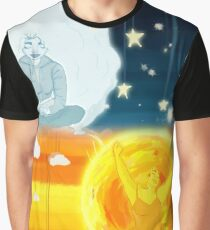 Luna and Soleil Graphic T-Shirt