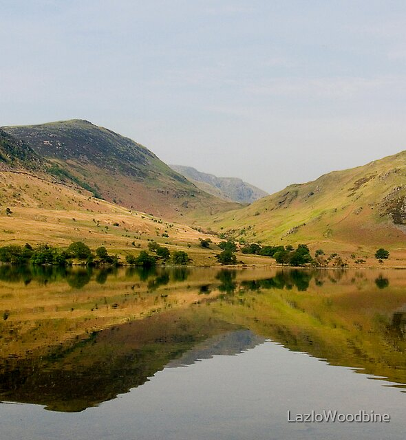 Crummock Water - The Lake District by LazloWoodbine