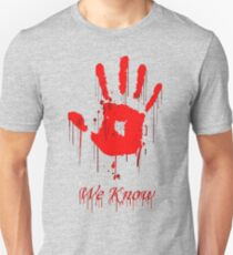 Know We T-Shirt