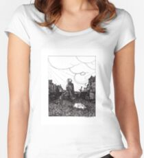 Soul of a Nameless Soldier Women's Fitted Scoop T-Shirt