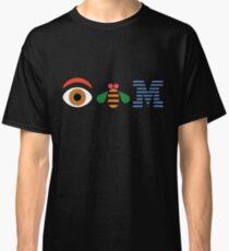 Eye Bee Em Poster Tshirt t shirt Classic T-Shirt