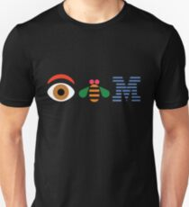 Eye Bee Em Poster Tshirt t shirt T-Shirt