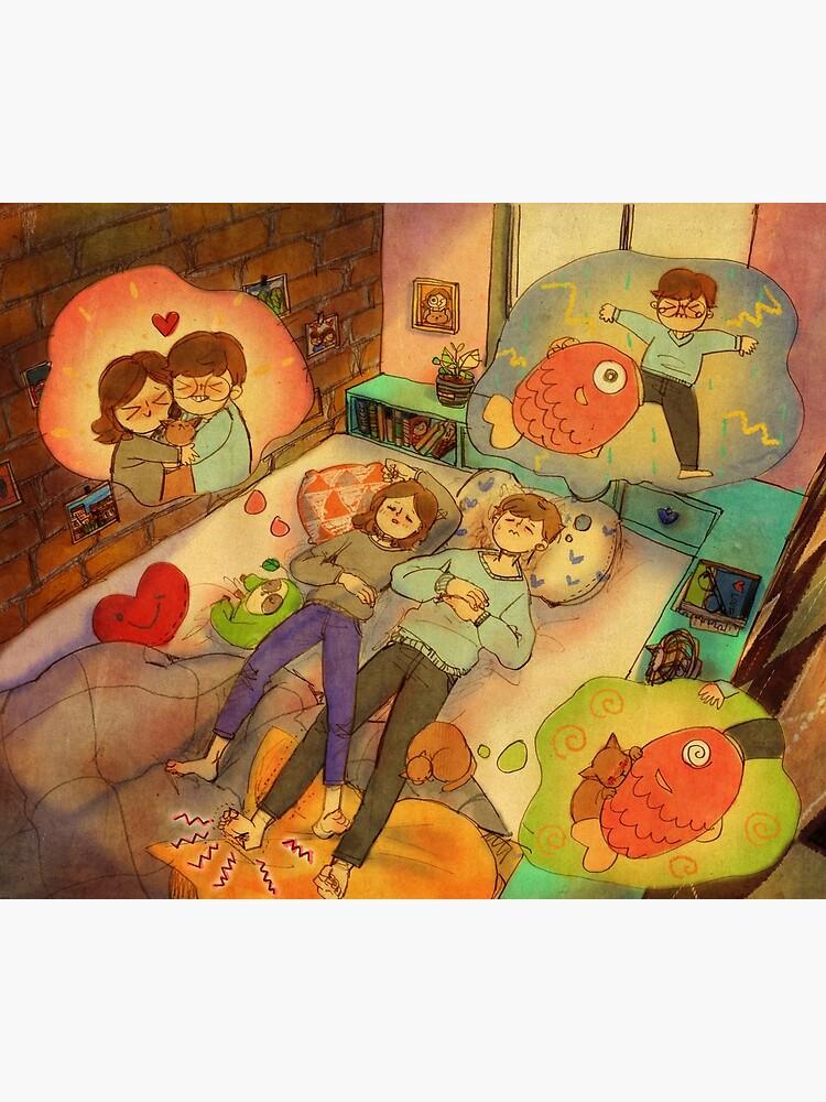 Sweet dreams by puuung1