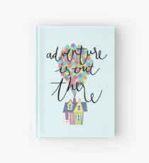 Das Abenteuer ist da draußen Notizbuch