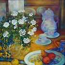 tea time by elisabetta trevisan