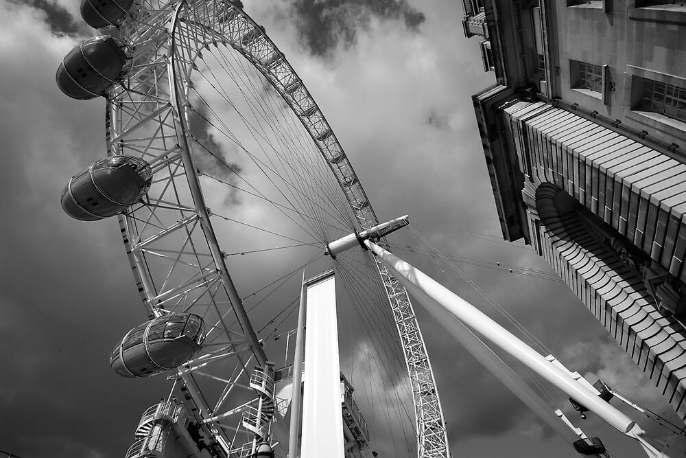 London Eye by worthy87