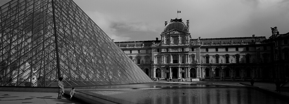 Le Louvre 2 by worthy87