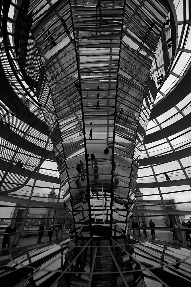 Inside the Reichtstag by worthy87