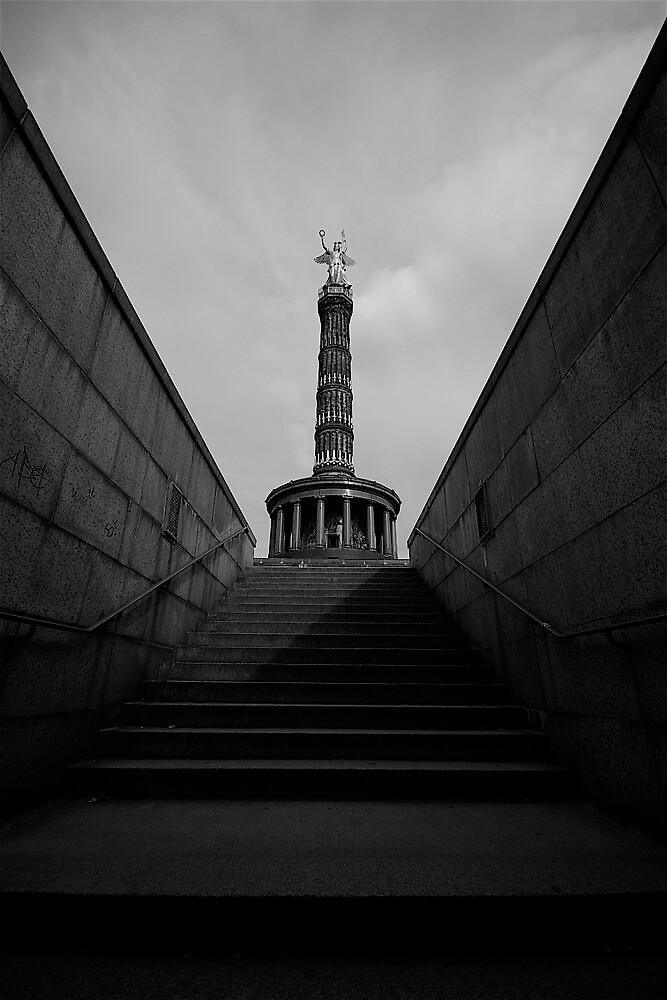 Victory Angel, Berlin by worthy87