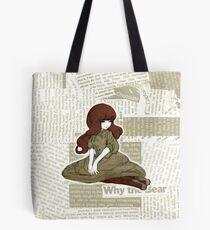 Adoring Lolita Tote Bag