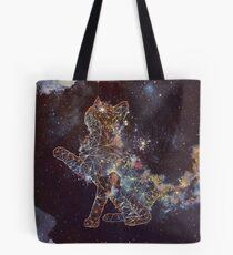 Himmlische Katze Tote Bag