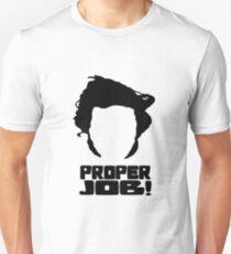 Guy Martin 'Proper Job!' Design T-Shirt