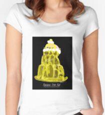 Banana Jello Rat, tony fernandes Women's Fitted Scoop T-Shirt