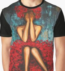 Rose girl Graphic T-Shirt