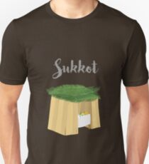 Warm Sukkot Booth of Togetherness and love T-Shirt