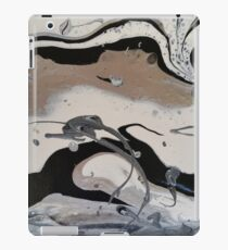 Original Abstract Acrylic Painting - Zoom  iPad Case/Skin