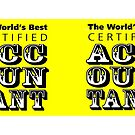 The World's Best Accountant by Nigel Sutherland