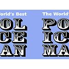 The World's Best Policeman by Nigel Sutherland