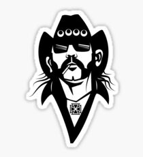 Lemmy Kilmister Sticker