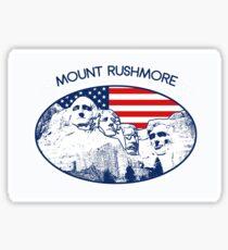 Mount Rushmore, USA, North America - Monument Sticker