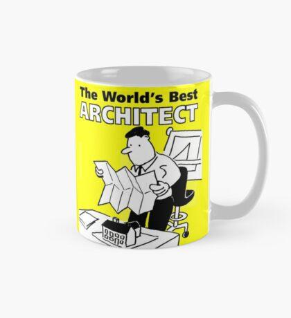 The World's Best Architect Mug