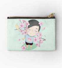 Phil and Cherry Blossoms  Studio Pouch