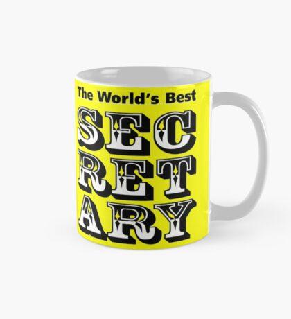 The World's Best Secretary Mug