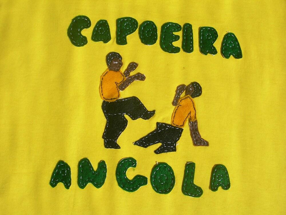Capoeira  by deeda
