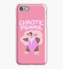 Dwarf Babe — CHAOTIC FEMME iPhone Case/Skin