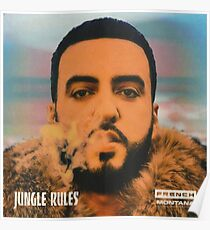 jungle rules Poster
