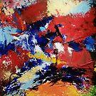 Abstract 2016_12 by Jos van de venne