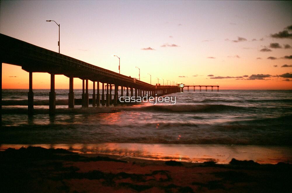 Ocean Beach, California by casadejoey