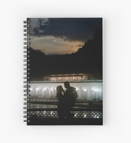 I Am Black Love Spiral Notebook