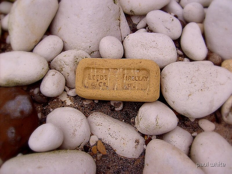 brick by paul white