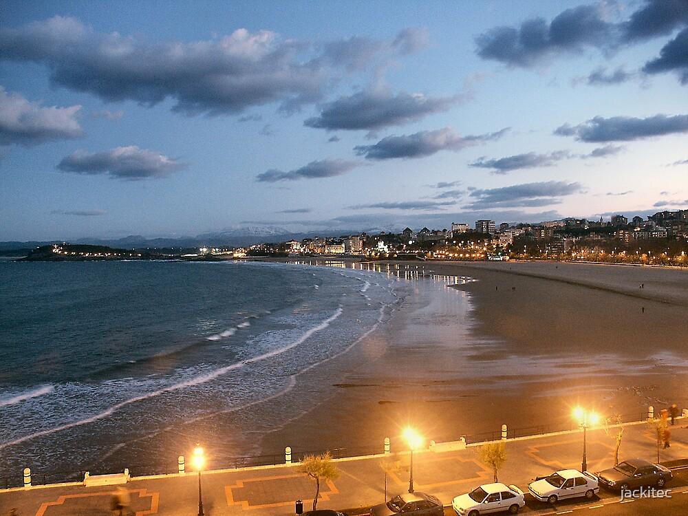 Santander Bay by jackitec