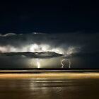Lights of Surfers by D Byrne