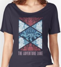 The Adventure Zone Women's Relaxed Fit T-Shirt
