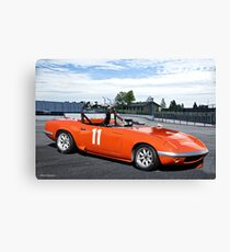 1966 Lotus Elan Roadster Canvas Print