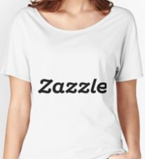 Zazzle Sticker Women's Relaxed Fit T-Shirt