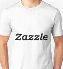 Zazzle Sticker Unisex T-Shirt