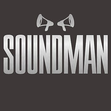 Soundman silver color by margner