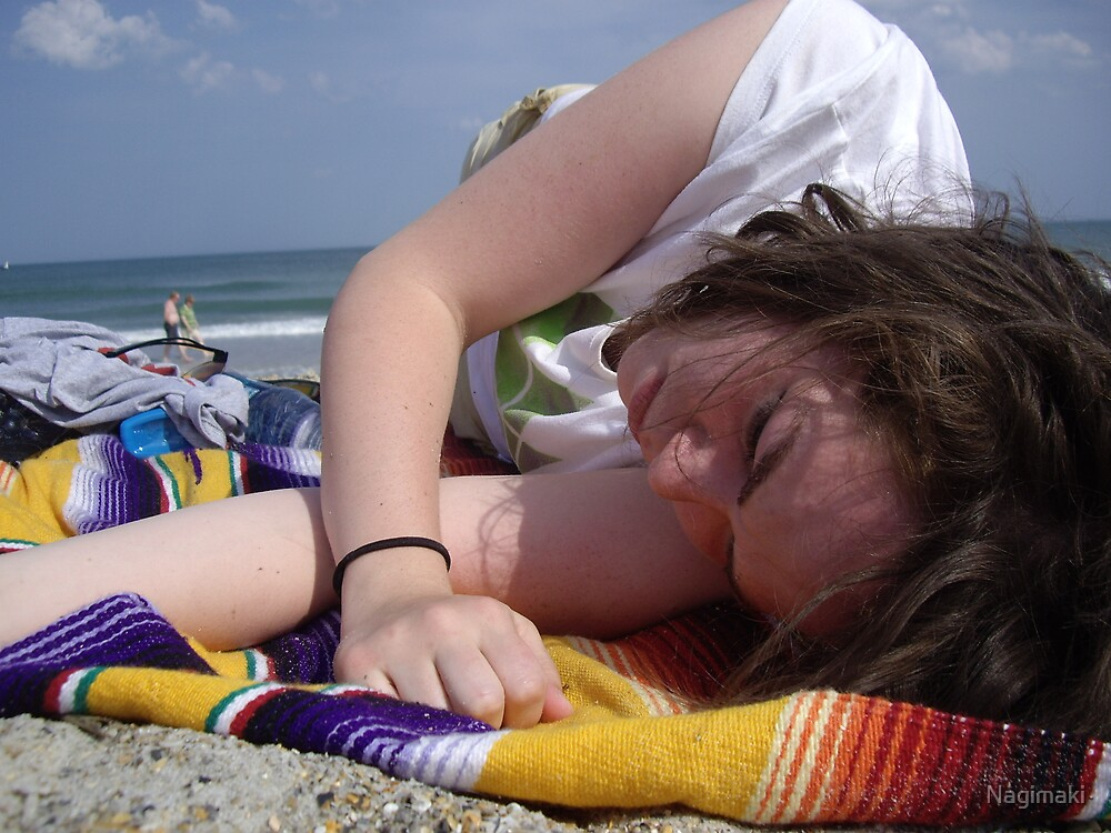 Beach Dreaming by Nagimaki