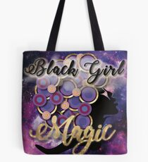 #BlackGirlMagic Design Tote Bag