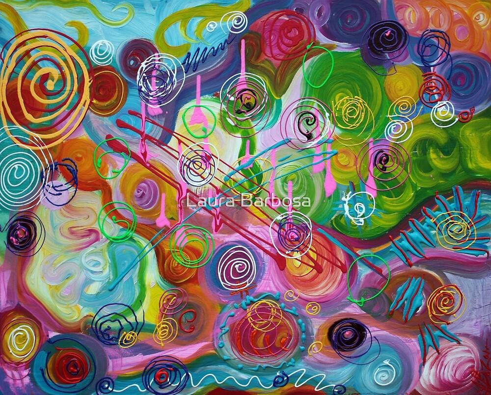 Seeking Happiness by Laura Barbosa