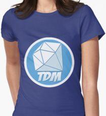 DANTDM!!! Womens Fitted T-Shirt