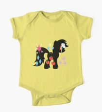 mlp mane six cutie marks Kids Clothes